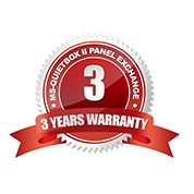 3 Years Warranty for mobile laboratory benches