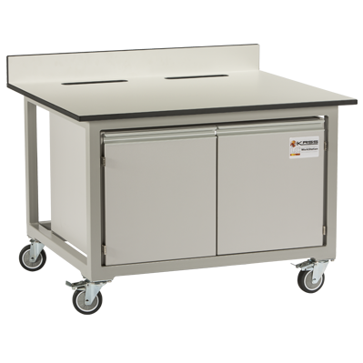 Delivery and Installation for mobile laboratory benches
