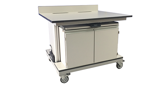 LCWS-05 laboratory bench